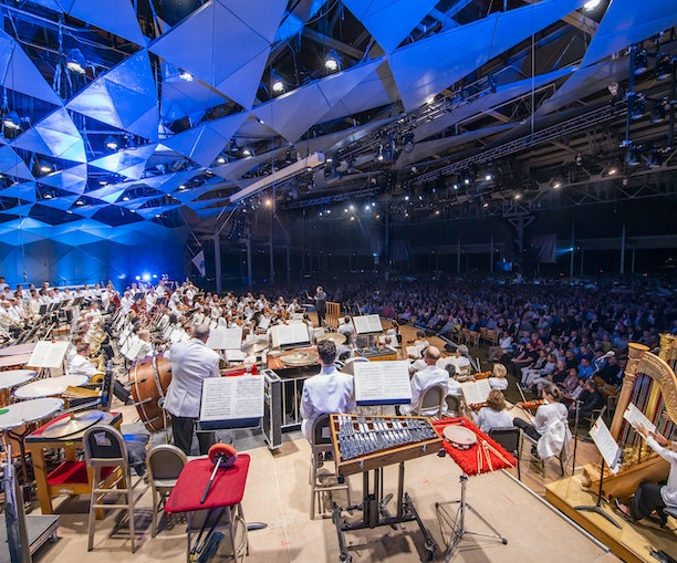 Why Come to Tanglewood This Summer