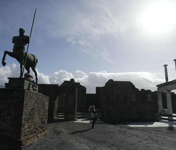 Pompeii's Museum Comes Back to Life to Display Exquisite Ancient Excavations