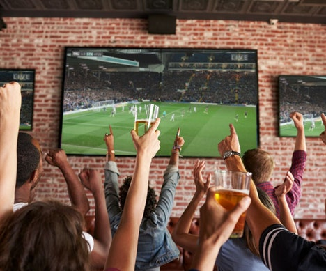 Squad Goals: Where to Watch the World Cup Across the United States Baltimore