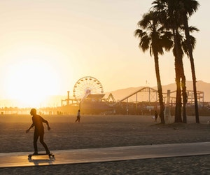 Finding Good Vibes, Beach Culture, and Street Art in Santa Monica