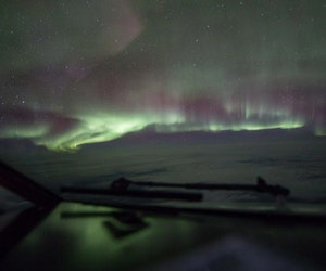 See the Northern Lights at 36,000 Feet on This Chartered 737 Flight