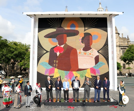 The Mexican Obsession With Guinness World Records Mexico City