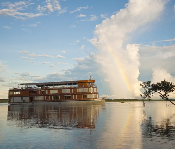 The Cure for Social Media Fatigue Is an Amazon River Cruise