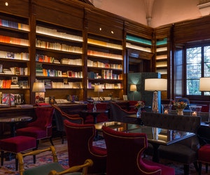 You'll Want to Curl up in One of These Unforgettable Hotel Libraries