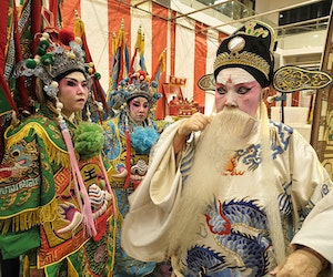 Chinese Street Opera Stages a Comeback in Singapore