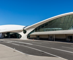 An Abandoned Midcentury Terminal at JFK Is Reopening as the TWA Hotel