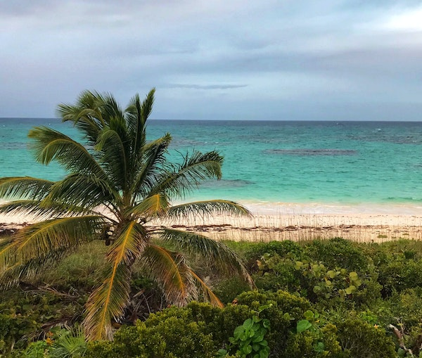 Escaping to the Best-Kept-Secret Island in the Bahamas