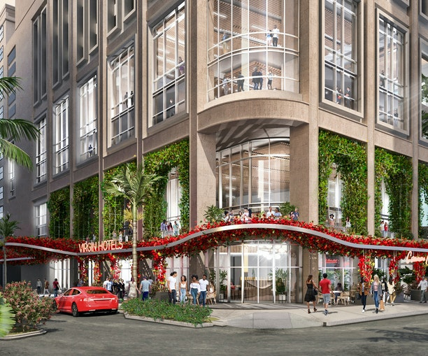 Virgin Hotels Announces Its First Miami Property