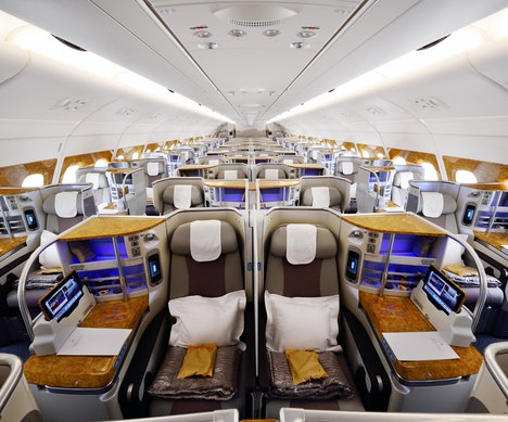 "You Can Now Book ""Basic"" Business Class Dubai"