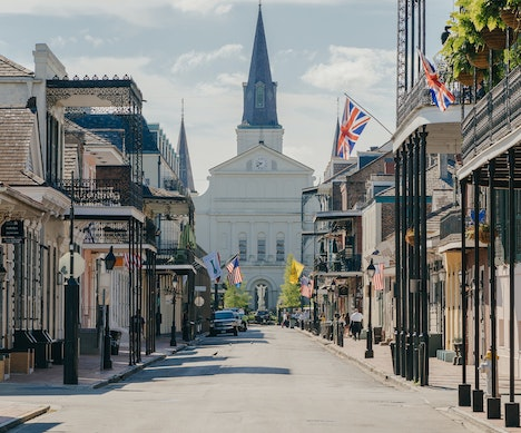 Time Travel Through Old New Orleans During Its Spectacular Tricentennial Celebration New Orleans