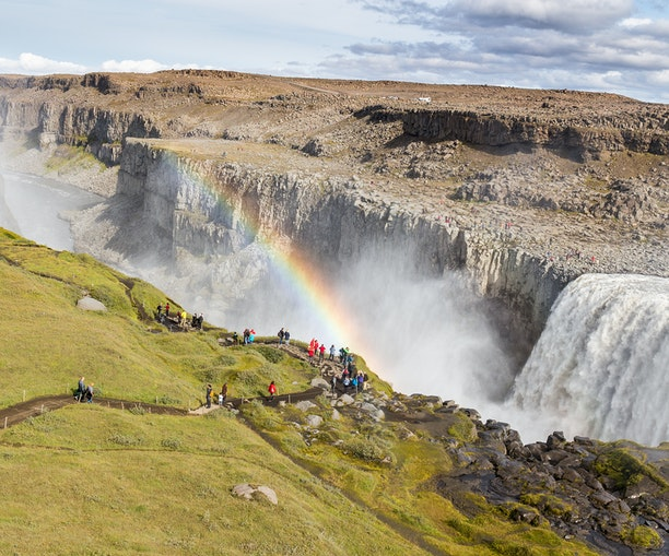 Steep Canyons, Crashing Waterfalls, and Whales Galore: Northeastern Iceland's Ultimate Road Trip
