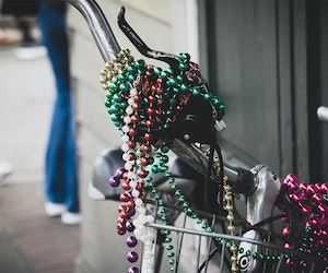 What Happens to All the Mardi Gras Beads Left Behind?
