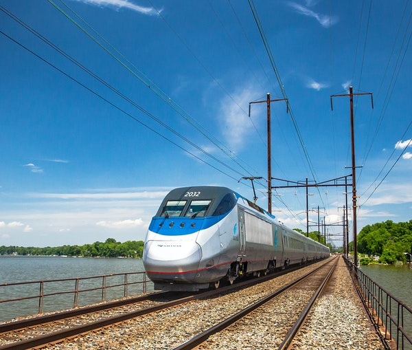 Get $50 Train Fares During Amtrak's 50th Anniversary Sale