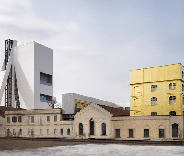 Milan's Largest Cultural Hub, Fondazione Prada, Is Finally Complete