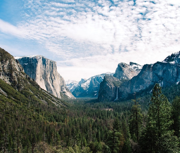 Yosemite Might Require Reservations When It Reopens
