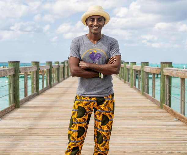 Chef Marcus Samuelsson on Cultural Collaboration and His New Restaurant in the Bahamas