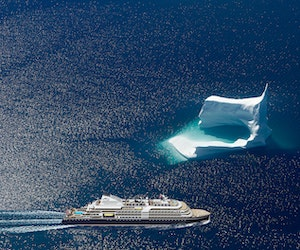 You Can Soon Sail to Both Poles in One Trip on a Luxury Yacht Cruise