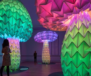 This Burning Man–Themed Art Exhibit Is Ending Its Tour With a Bang