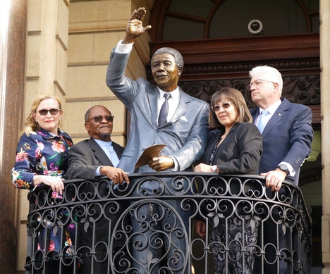 Cape Town Celebrates Nelson Mandela With Powerful Tributes and a New Visitor Trail Cape Town