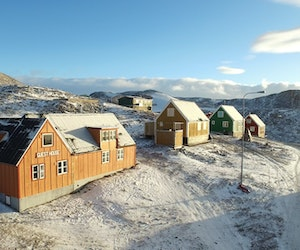This Travel Booking Site Will Cover Your Stay at a Remote Greenland Hotel