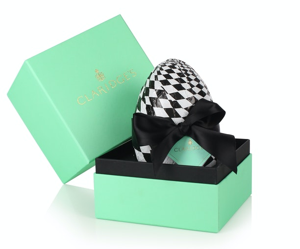 Claridge's Art Deco Chocolate Egg Is a Must-Have for Easter