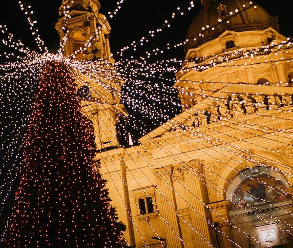 This European City Is Especially Magical Over the Holidays