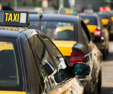 Taxi Strikes Spread Across Spain in Backlash to Uber Barcelona
