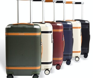 Paravel Just Launched a Sustainably-Made Wheeled Luggage Collection