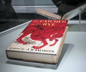 New J.D. Salinger Exhibit Offers a Rare Glimpse Into Author's Life