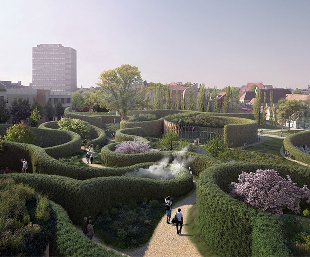 Whimsical New Museum Will Bring Hans Christian Andersen's Imagination to Life
