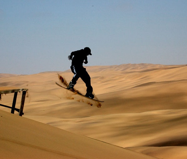 6 Stunning Dunes to See and Sandboard in Your Lifetime