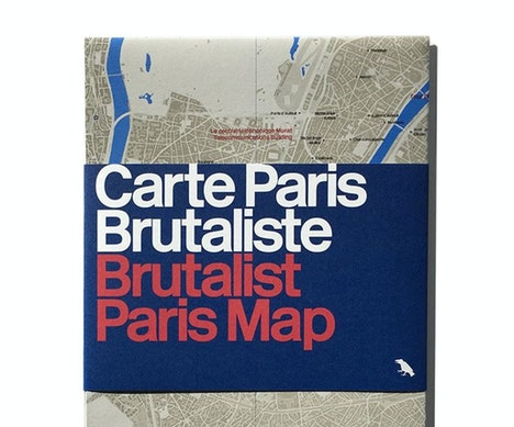 From One Innovative Cartographer, Paper Maps With Purpose Paris