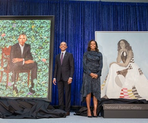 How to See the Historic Obama Portraits—and Why You Should Make the Trip