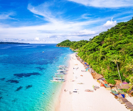 Boracay Reopens After Being Closed to Tourism for Six Months   Philippines
