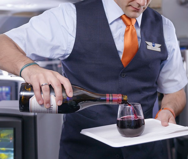 Which Airline Has the Best Wine in the Sky?