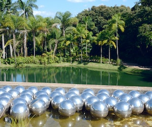 Yayoi Kusama's Urban Beach Installation Is About to Take Over Your Instagram