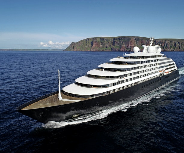 """Say """"Hello"""" to the World's Most Luxurious Expedition Ship"""