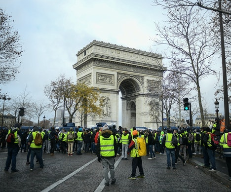 What Travelers Need to Know About the Ongoing Paris Riots Paris