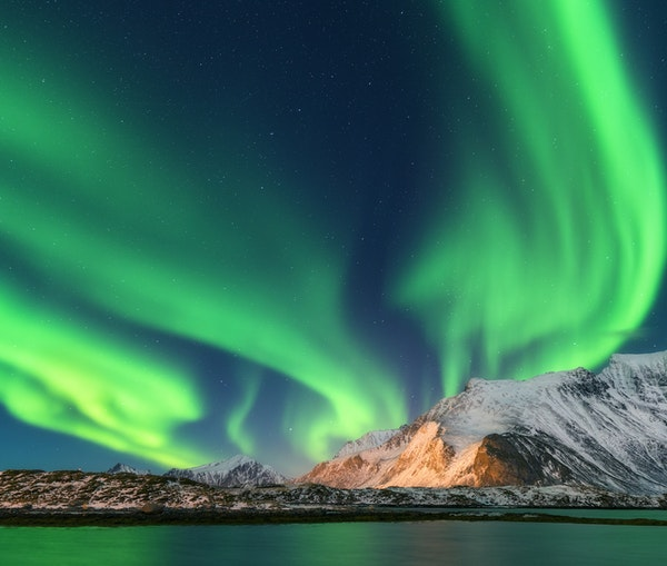 The World's Best Places to See the Northern Lights