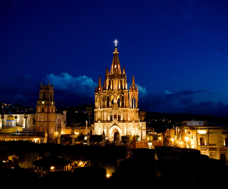 "Say ""I Do"" in Mexico's Most Romantic City San Miguel de Allende"