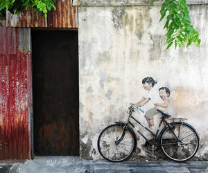 5 UNESCO World Heritage Sites With Incredible Street Art
