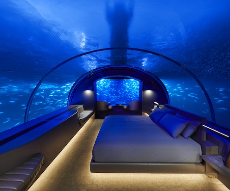 The Best Underwater Hotels in the World   Maldives