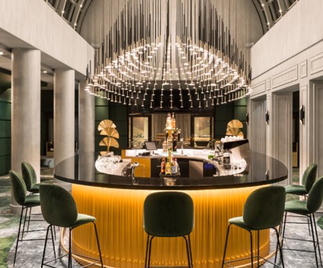 5 Beautifully Designed Hotels to Inspire Your Next Trip Paris