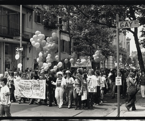 A Witness to History: Looking Back at the 50th Anniversary of the Stonewall Uprising in NYC New York