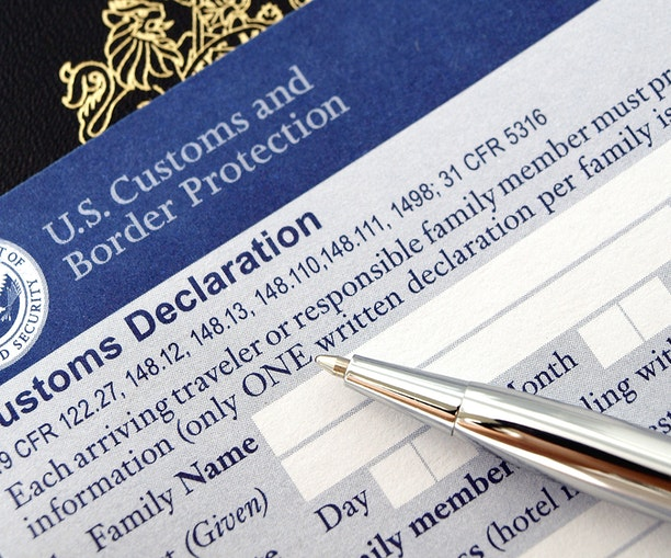 How to Avoid Getting Fined When You Go Through U.S. Customs