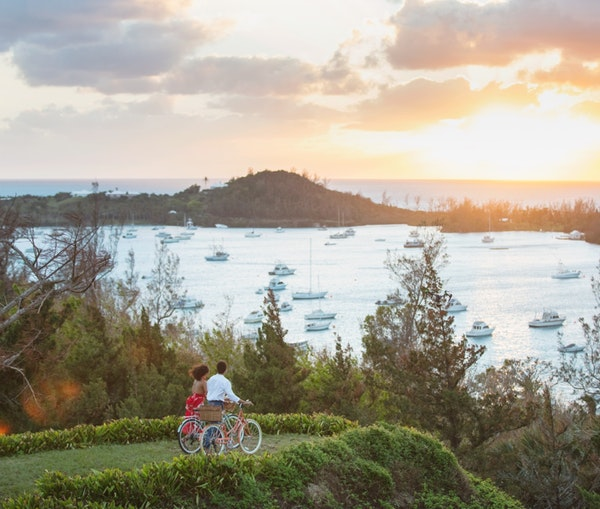Here's Why Bermuda Is the Perfect Winter Adventure Getaway