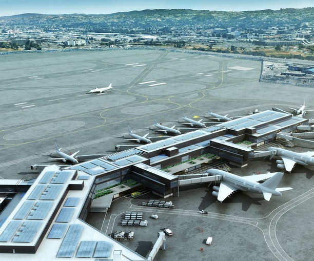 The World's First Airport Terminal Named for an LGBTQ Leader Opens in San Francisco