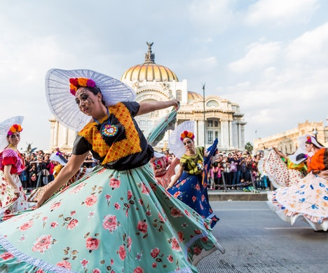 How the Iconic Imagery of Mexico's Día de los Muertos Has Evolved   Mexico