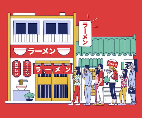 Tokyo's Long Lines Lead to Magic (and Life-Changing Ramen)   Japan