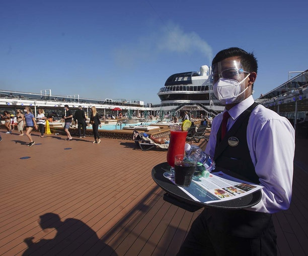 Cruises Resume in Italy as U.S. Sailings Still on Hold